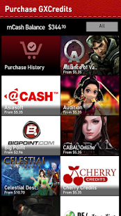 SingTel mWallet - screenshot thumbnail