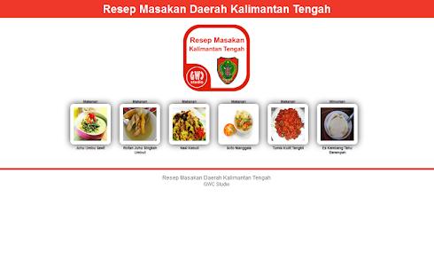 download resep masakan daerah kal teng on pc   choilieng