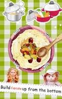 Screenshot of Cooking Game: Cup Cake!