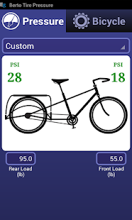 Bicycle Tire Pressure Demo - screenshot thumbnail