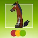 Pferdekrankheiten logo