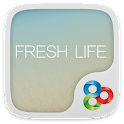 Fresh Life GO Launcher Theme APK Cracked Download