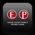 Edgar County & Prospect Bank icon