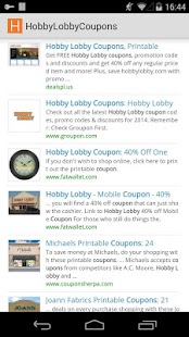 Hobby lobby coupon app for iphone / Cherry culture coupon