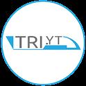 ترايت تطبيق مترو الرياض tri.yt icon