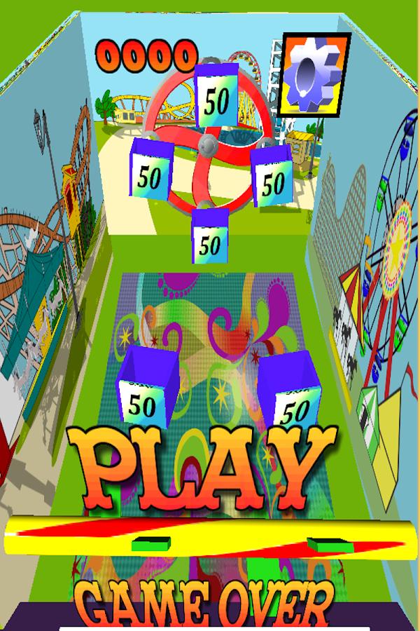 Ping Pong Carny Land Pro- screenshot