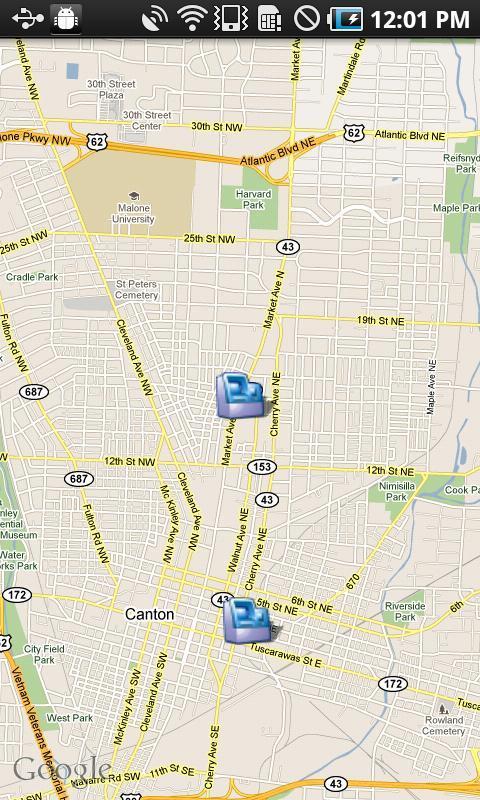 FCCU Mobile- screenshot