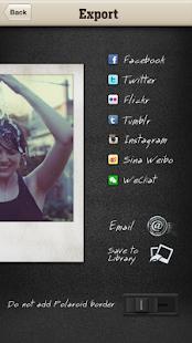 Instant: 拍立得 Screenshot