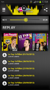 Fun Radio - Le son Dancefloor- screenshot thumbnail