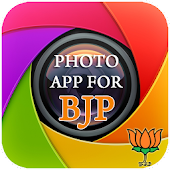 Delhi BJP Photo App