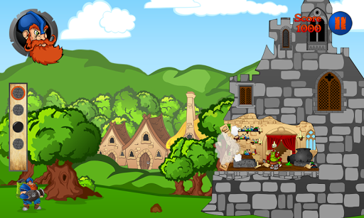 愤怒的小矮人:兽人炮