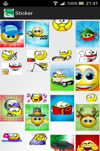 Stickers para WhatsApp - screenshot