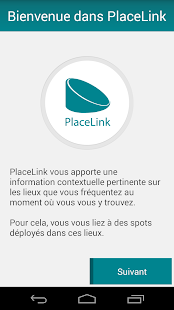 PlaceLink Capture d'écran