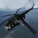 Helicopter Flight Simulator 3D logo