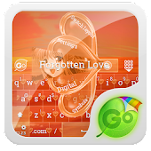 Forgotten Love GO Keyboard