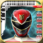POWER RANGERS CARD SCANNER