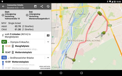 Offi - Journey Planner 10.4.3-google screenshots 12