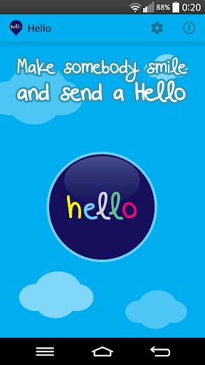 Send Hello