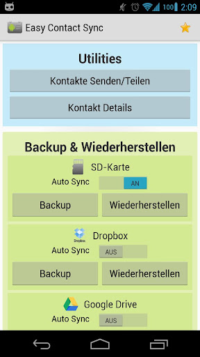 Helium - App Sync and Backup - AndroidPIT