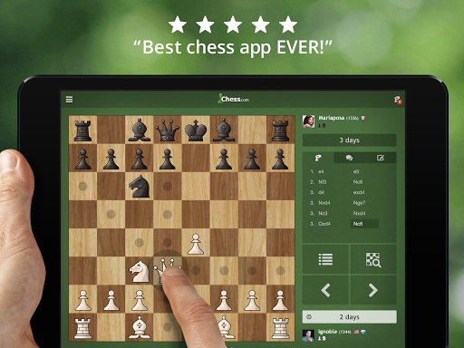 Chess u00b7 Play & Learn 3.7.1 Screenshots 7