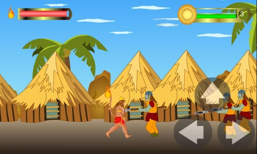 Hanuman the ultimate game - screenshot thumbnail