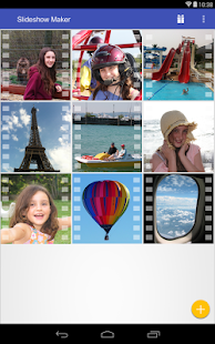 Scoompa Video - Slideshow Maker and Video Editor Screenshot