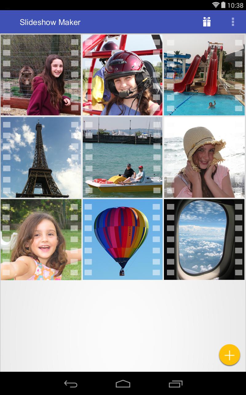 Scoompa Video - Slideshow Maker and Video Editor Screenshot 11