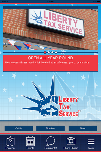 Liberty Tax CLT