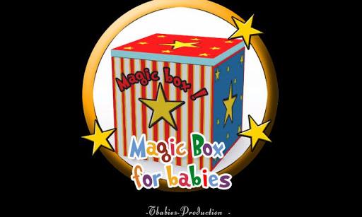 婴儿魔术方块