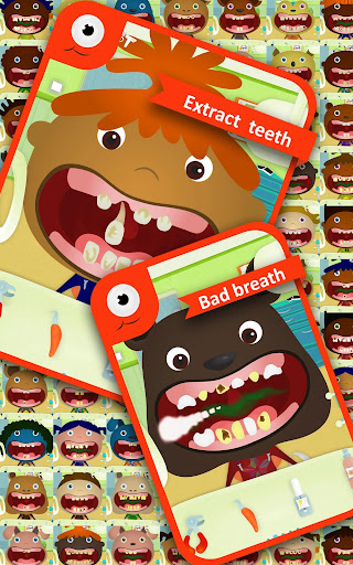 玩免費街機APP|下載タイニー歯科 HD (Tiny Dentist) app不用錢|硬是要APP