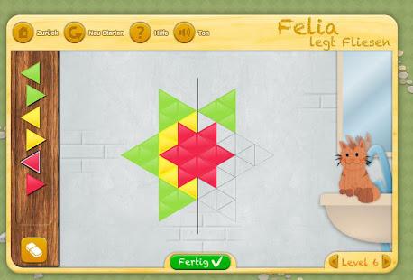 felia legt fliesen apps on google play. Black Bedroom Furniture Sets. Home Design Ideas