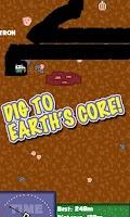 Screenshot of Dig to Earth Core