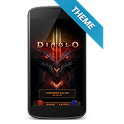 Diablo 3 Theme - BIG caller ID icon