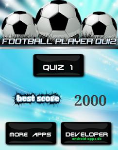 Fussballspieler 2014 Quiz lite