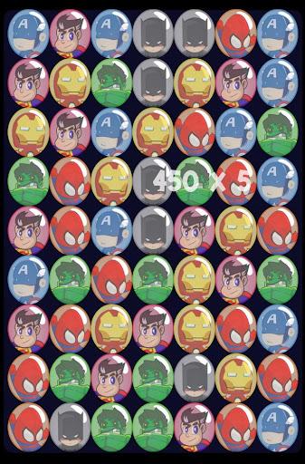 Bubble Hero Clash