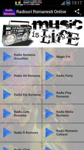 Romania Radio Online 2015