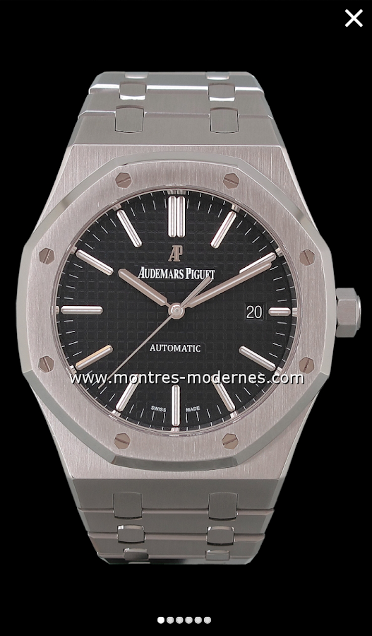 mmc montres de collection android apps on play