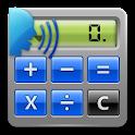 Speaking Scientific Calculator icon