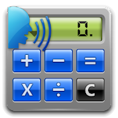Speaking Scientific Calculator
