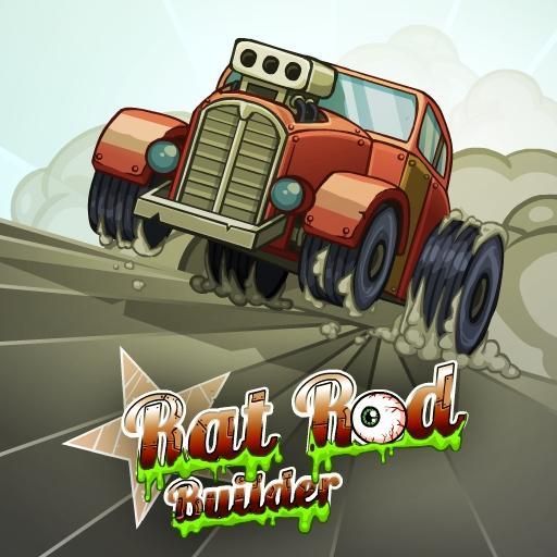 鼠棒 - 熱棒賽車 - 2D racing game 賽車遊戲 App LOGO-硬是要APP