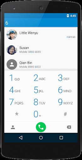 ExDialer - Dialer & Contacts 196 screenshots 1