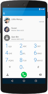 ExDialer - Dialer & Contacts - screenshot thumbnail