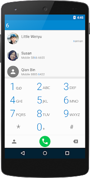 ExDialer - Dialer and Contacts