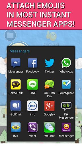 【免費社交App】Emoji World ™ Kawaii-APP點子