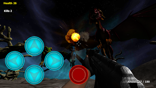 Dragon Hunter Rampage FPS Free
