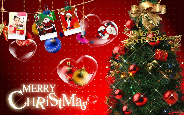 Google xmas themes - Christmas Theme Wallpaper Screenshot