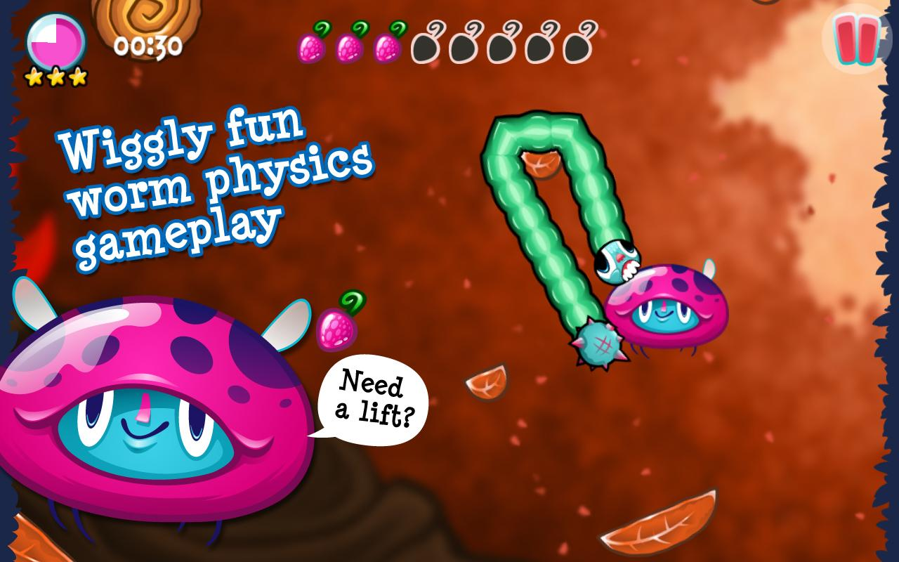 Swingworm screenshot #9