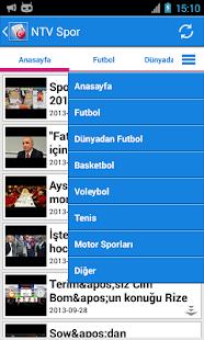 Türkiye Haberler - screenshot thumbnail