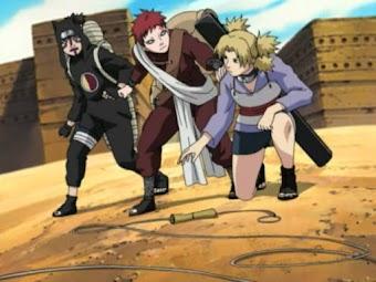 Naruto - The Targeted Shukaku