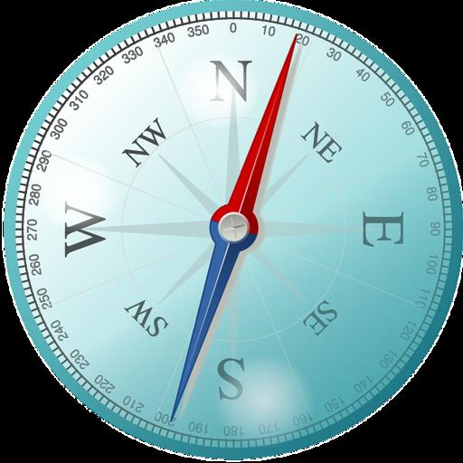 Simple Compass LOGO-APP點子
